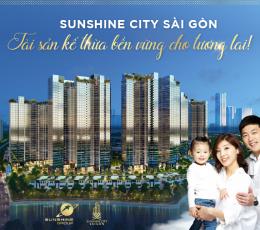 Sunshine City Sài Gòn Quận 7